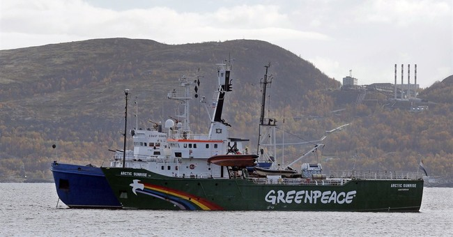 Greenpeace loses $5.2M on rogue employee trading