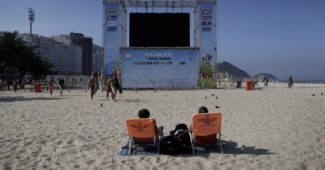 Brazil officials declare Cup a success