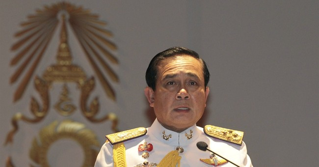 Thai coup leaders' goal: Democracy on their terms