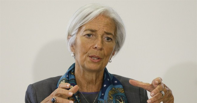 IMF lowers estimate of US economic growth in 2014