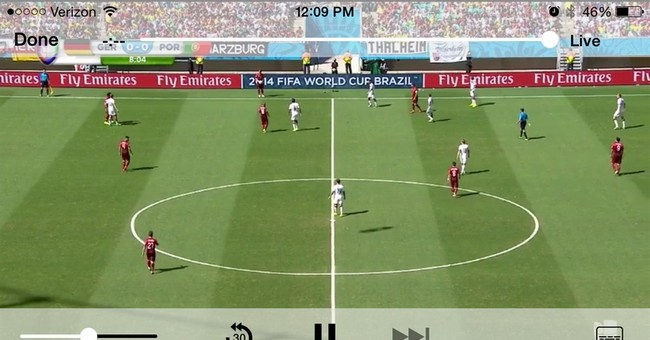 Review: World Cup watching easier, less fun