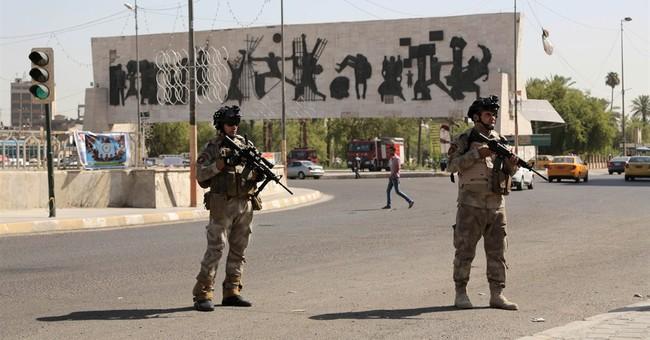 Oil rises above $107 as Iraq turmoil intensifies