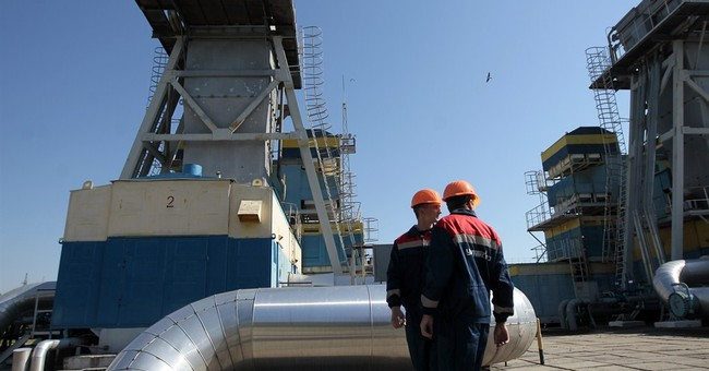 A look at the Russian-Ukrainian gas dispute