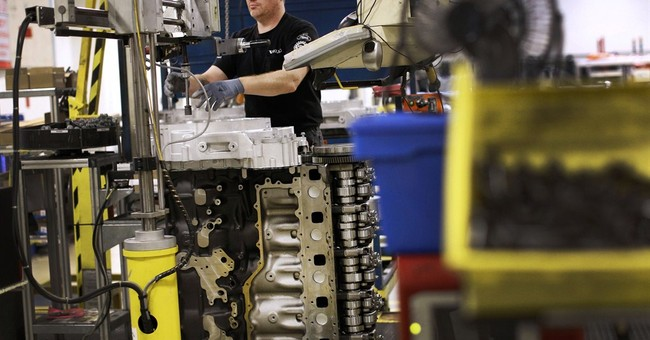 US factory output rebounded in May after April dip