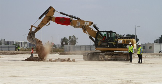 Energy giant starts work on $12M Morocco factory
