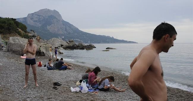 Russia leans on companies to rescue Crimea tourism