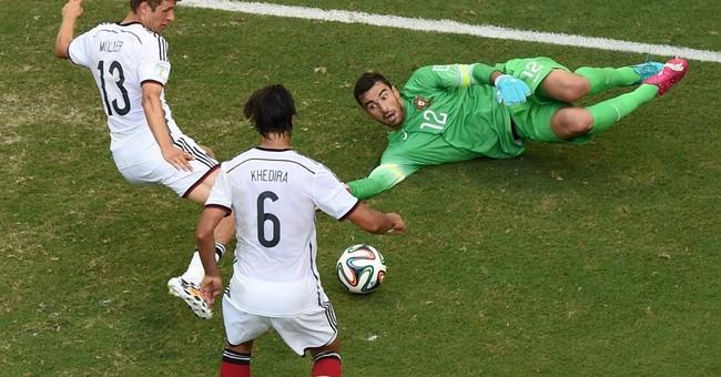 Germany and US win, Nigeria-Iran play first draw