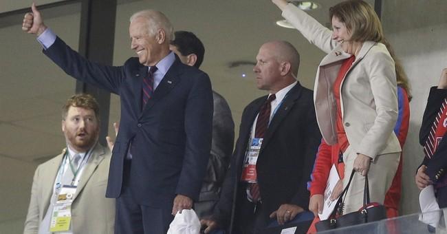 US VP Biden meets Brazil leader Rousseff