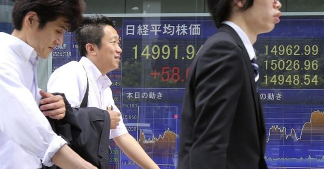 World stocks mixed after US economic data