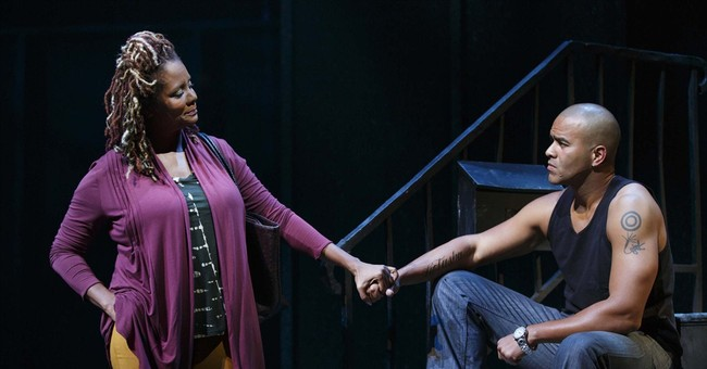 Christopher Jackson shines in Tupac musical