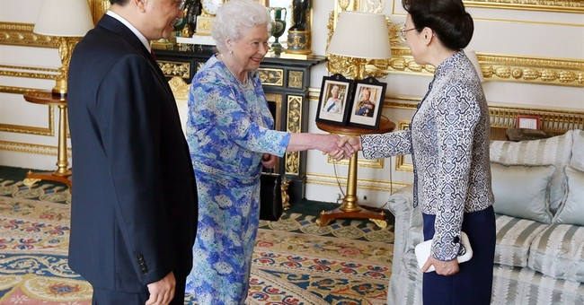China, UK sign business deals during state visit