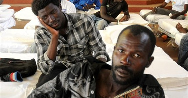 Migrant crisis overwhelms Italy; churches help