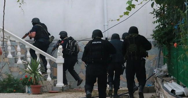 Albania battles gangs in Europe's pot capital