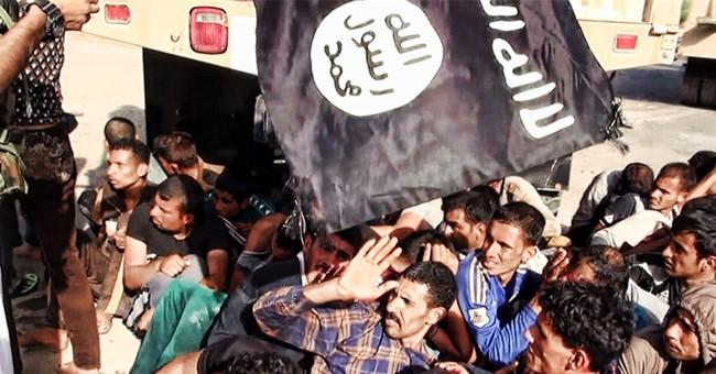Humiliation at rout hits Iraqi military hard