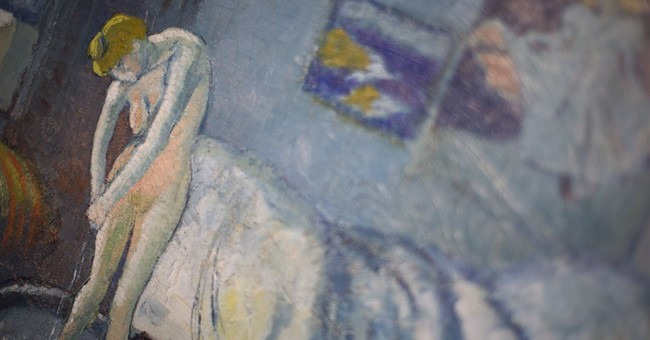 AP Exclusive: Picasso painting reveals hidden man