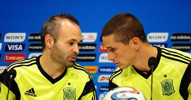 Spain playing for World Cup survival vs Chile
