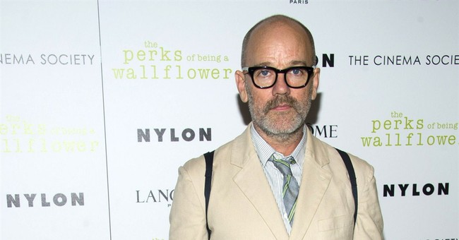 Michael Stipe to appear at Logo event this month