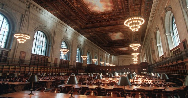 NY Public Library reading room closed by repairs