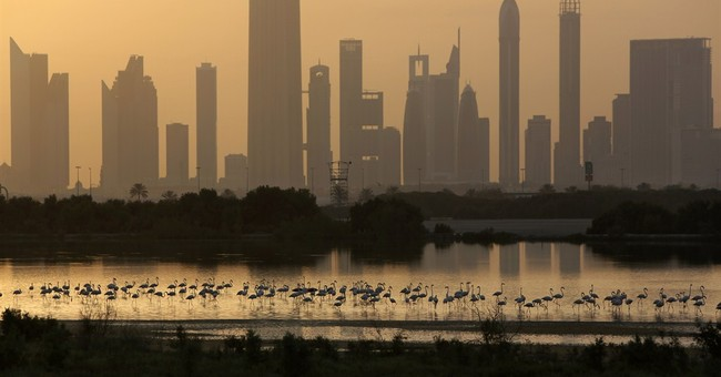 AP PHOTOS: Dubai Creek, heart of a changed city