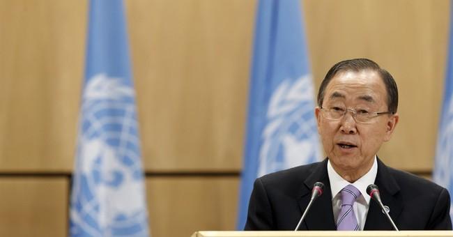 UN chief warns of massive sectarian Iraq violence
