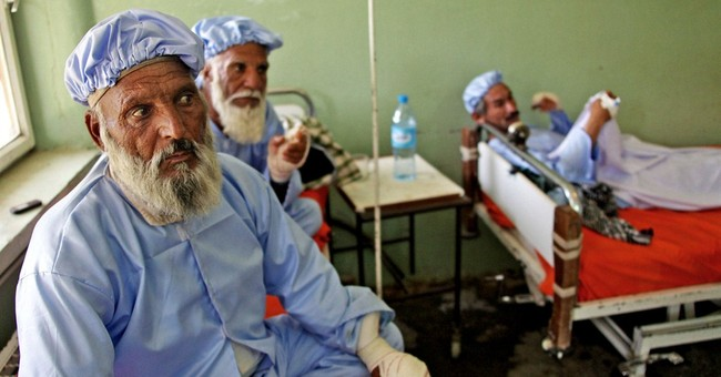 2,558 complaints over Afghan presidential runoff