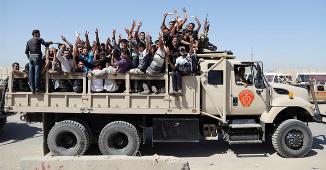 UN panel: Syria, Iraq edging into regional war