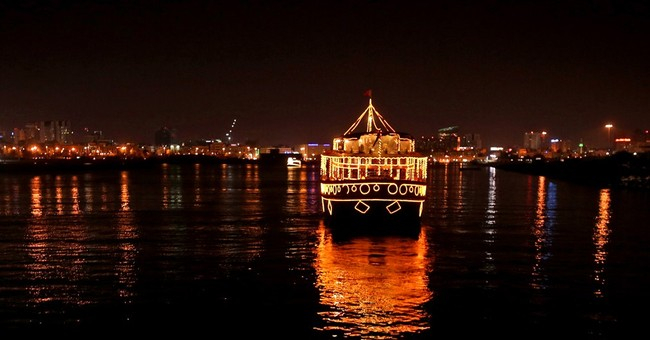 AP PHOTOS: Dubai Creek, heart of a changed city