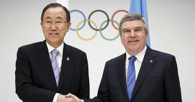 IOC awards Japan TV rights in 4-games, $1b deal