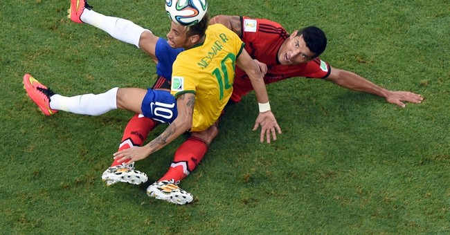 Brazil, Belgium tough day; Russia-Korea draw