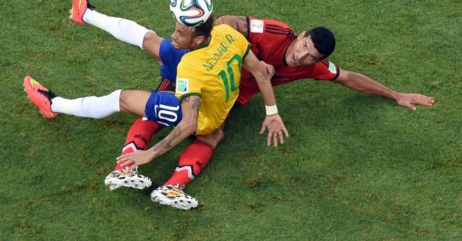 Brazil, Belgium tough day; Russia-Korea draw
