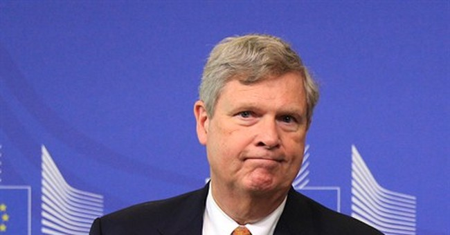 Vilsack in Europe to make US case on farm trade