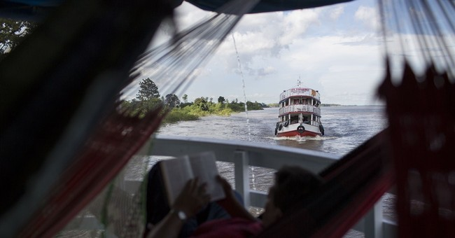 Amazon boat trips beckon World Cup visitors