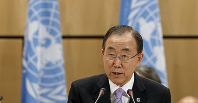 UN chief warns of massive sectarian Iraq violence