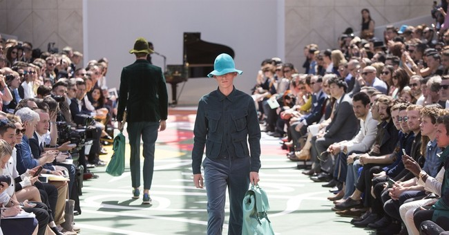 Burberry, Tom Ford show off new menswear in London