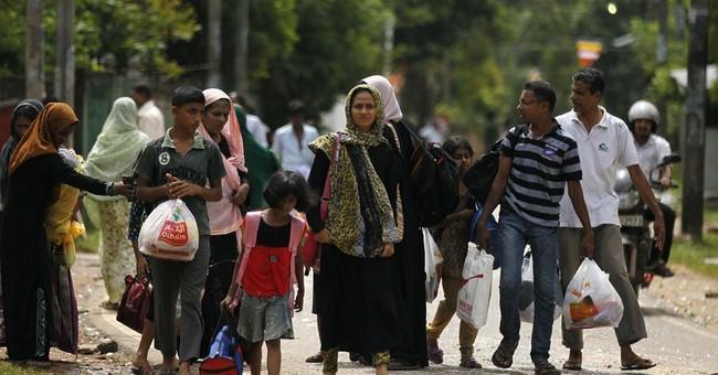 EU alarmed by anti-Muslim violence in Sri Lanka