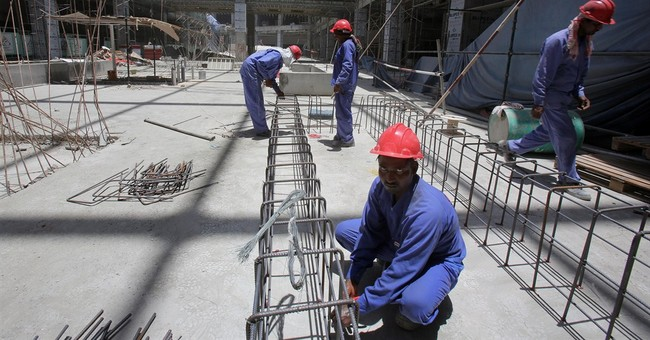 Midday work ban puts focus on Gulf labor rights