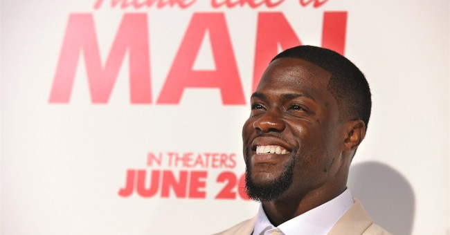 Kevin Hart feels like old guy at Las Vegas club