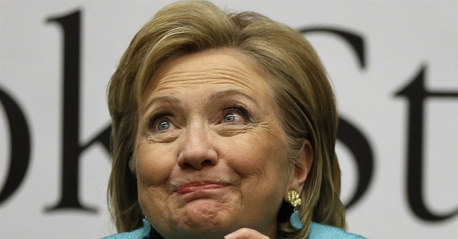 Hillary book sales top 100,000 in first week