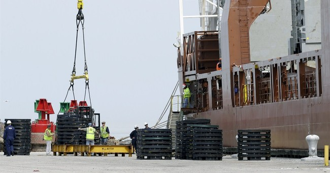US current account deficit jumps from 14-year low