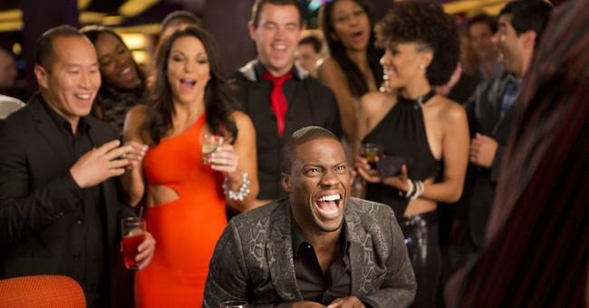 Kevin Hart feels like old guy at Las Vegas club
