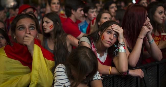 Column: Adios Spain, but good years not forgotten