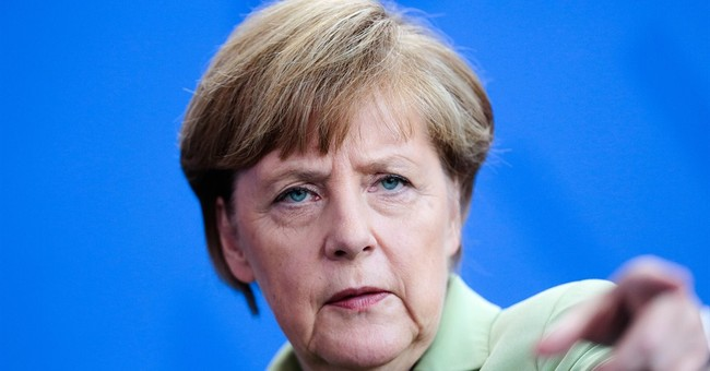 Merkel sees US 'special responsibility' in Iraq