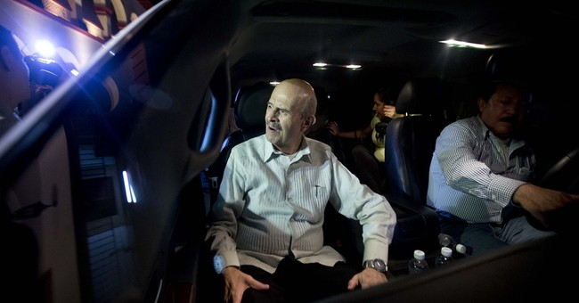 Governor of embattled Mexican state steps down