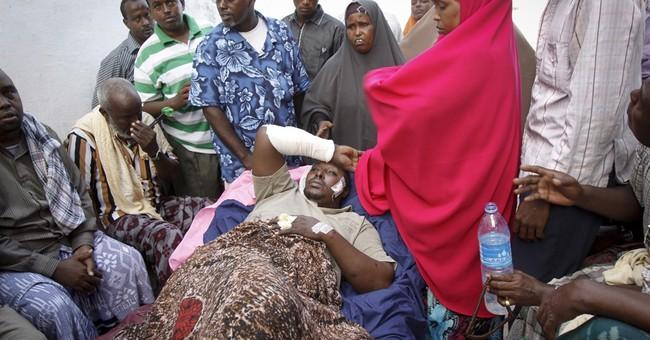 Car bomb hits Somalia hospital; 2 dead