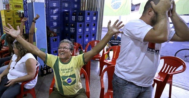 In Brazil, futebol has its own language