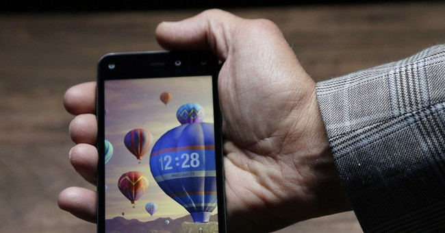 A closer look at Amazon's new Fire smartphone