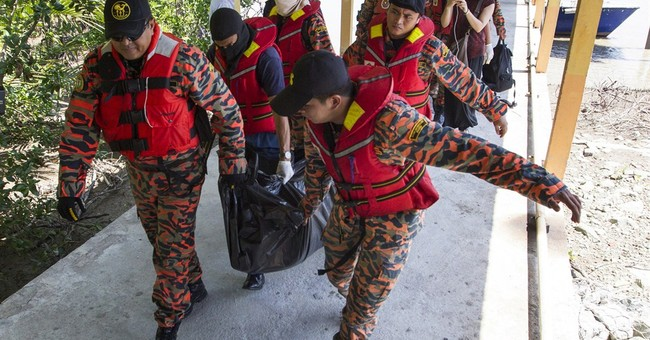 9 missing after second boat sinks off Malaysia