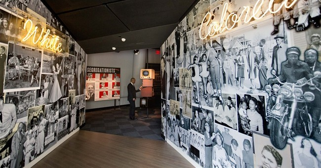 New civil rights museum also explores human rights