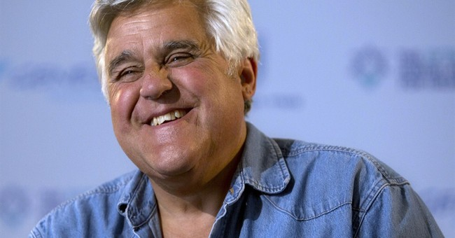 Jay Leno to win nation's top humor prize in DC