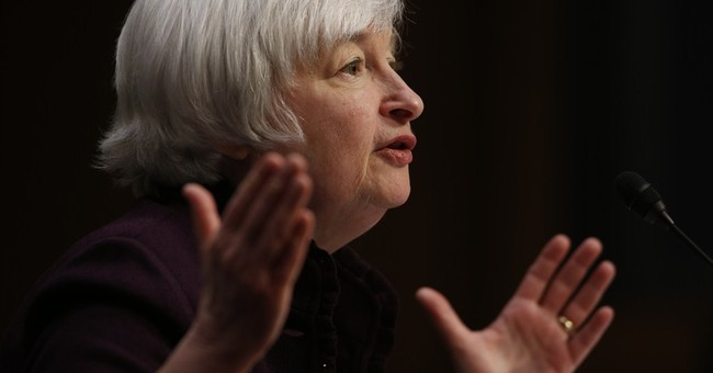 Yellen: US economy still needs help from Fed